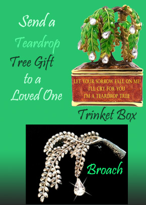 Teardrop Tree Gifts
